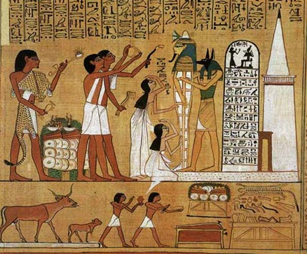 Ancient Egyptian Beliefs In The Afterlife Essay